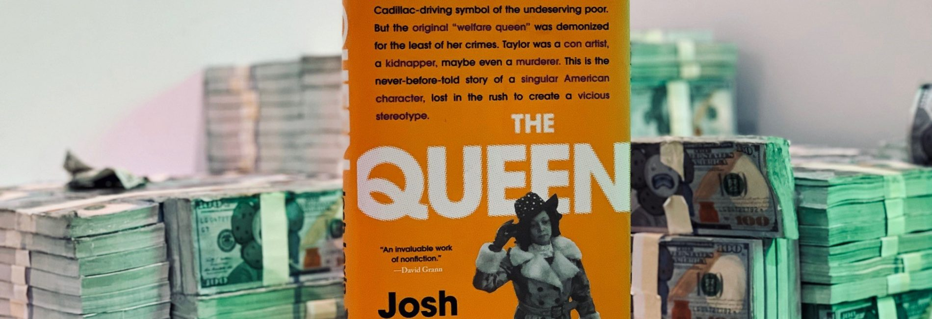 THE ZEG BOOK CLUB: THE QUEEN