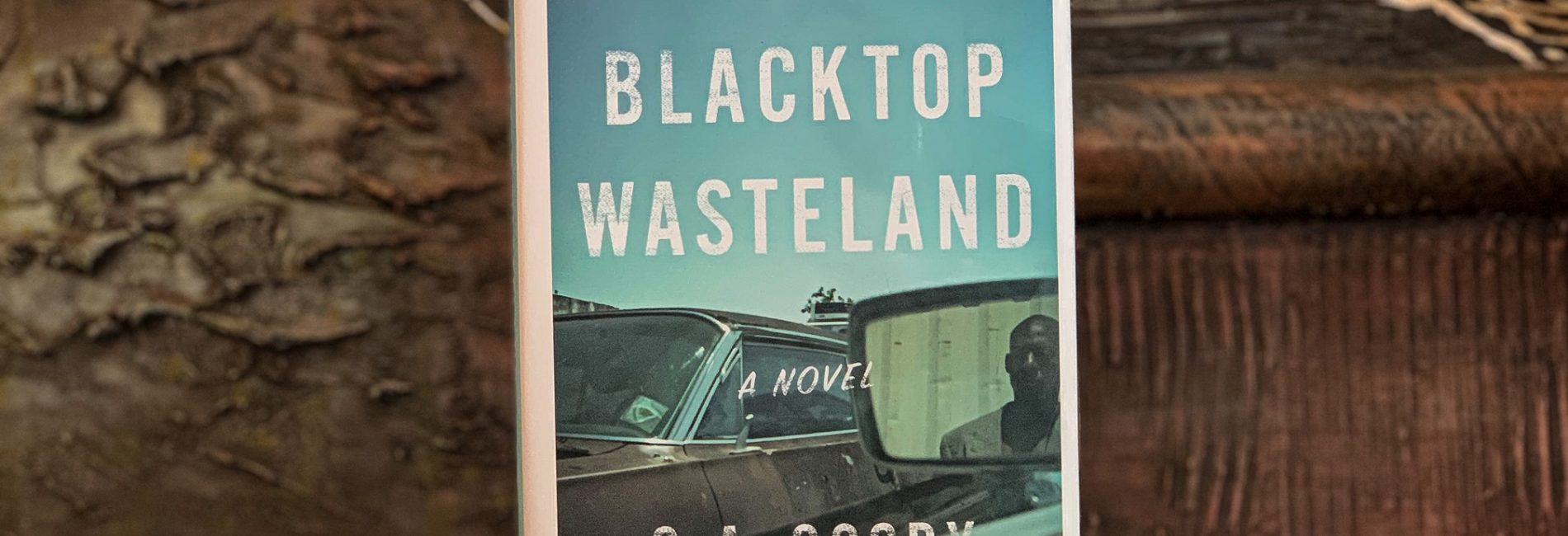 THE ZEG BOOKCLUB: BLACKTOP WASTELAND