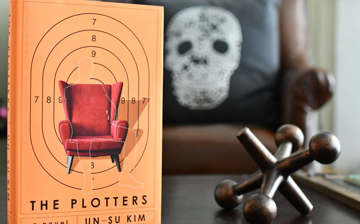 THE ZEG BOOK CLUB: THE PLOTTERS