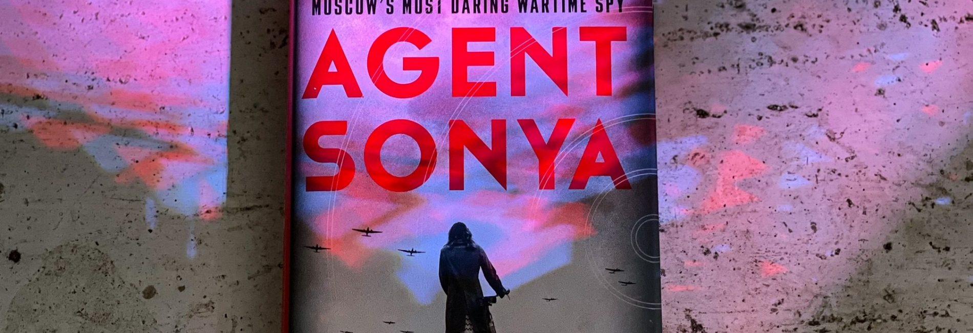 THE ZEG BOOKCLUB: AGENT SONYA